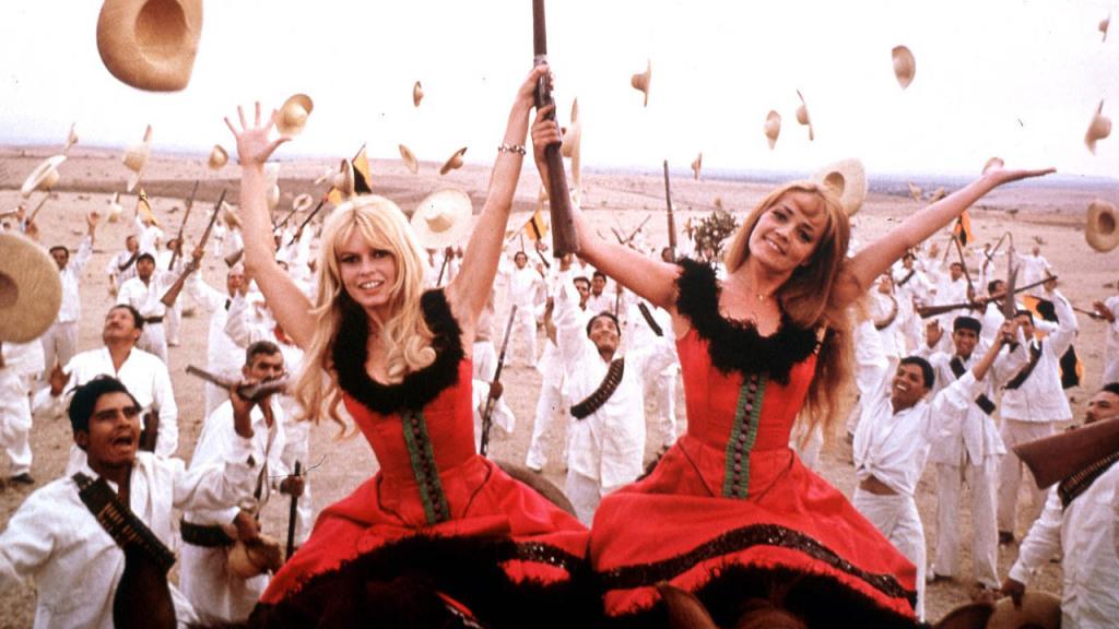 Brigitte Bardot, Jeanne Moreau
