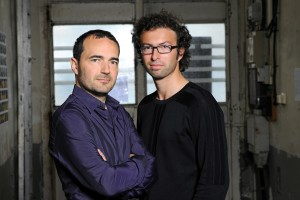 PARIS: David Lefort et Simon Zaoui